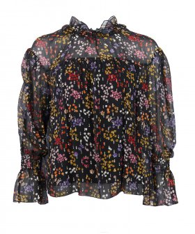 See By Chloé - See By Chloé Flower Shirt