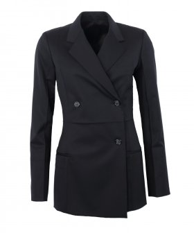 Helmut Lang - Helmut Lang Double Breasted Wool Jacket