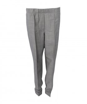 Helmut Lang - Helmut Lang Pull On Wool Suit Pants