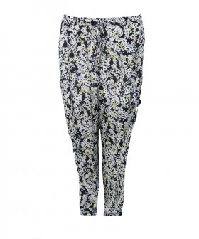See By Chloé - See By Chloé Flower Pants