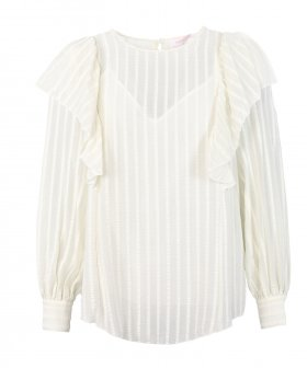 See By Chloé - See By Chloé Striped Blouse