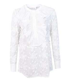See By Chloé - See By Chloé Embroidery Blouse
