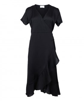 Neo Noir - Neo Noir Magga Solid Dress