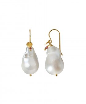 STINE A - S.A Baroque Pearl Earring