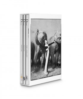 New Mags - New Mags Dior 3-Book Slipcase