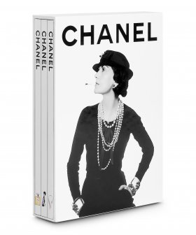 New Mags - New Mags Chanel 3-Book Slipcase