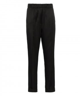 Helmut Lang - Helmut Lang Pull On Suit Pants