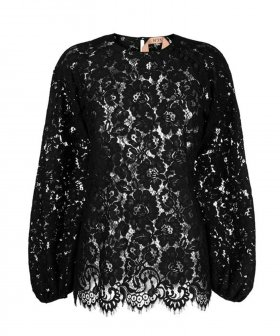Nº21 - No. 21 Lace Blouse