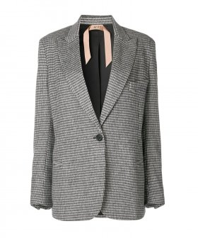Nº21 - No. 21 Checked Blazer