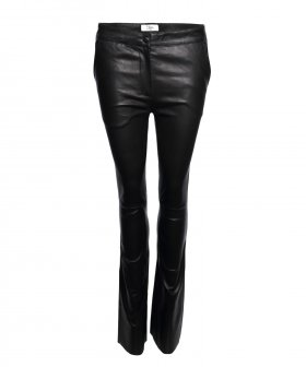 Sign - Sign Olivia Bootcut Leather pants