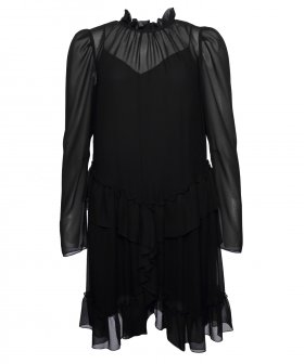See By Chloé - See By Chloé Ruffle Dress