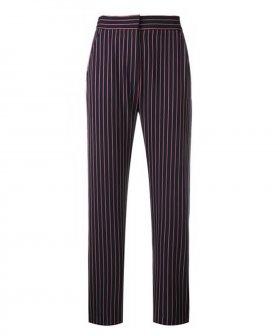 See By Chloé - See By Chloé Striped Pants