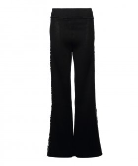 See By Chloé - See By Chloé Logo Pants