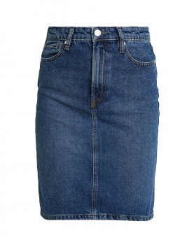 Tomorrow - Tomorrow Hepburn Denim Skirt