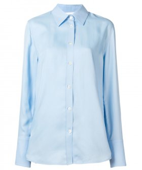 Helmut Lang - Helmut Lang Smooth Viscose Shirt