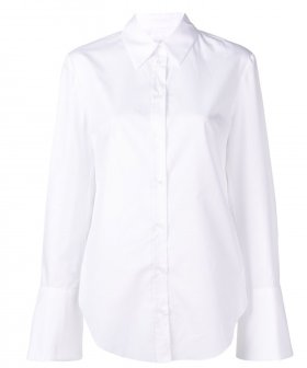 Dondup - Dondup Shirt w. sleeve detail