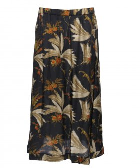 Diega - Diega 4808 Flower Skirt