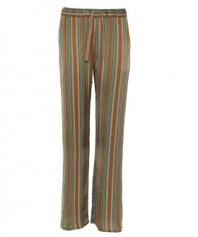 Diega - Diega 4751 Striped Pants