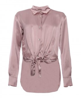 Forte_Forte - Forte Forte 6235 Shaded satin Shirt