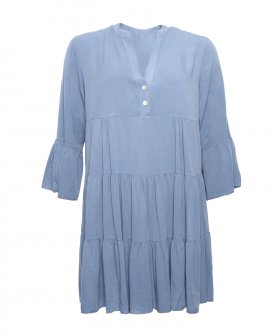 Sign - Sign soft dress Blue