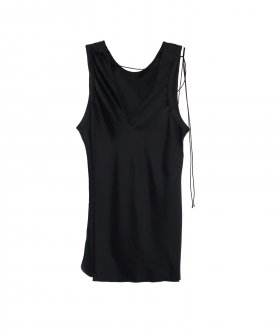 Helmut Lang - Helmut Lang Raw Detail Top