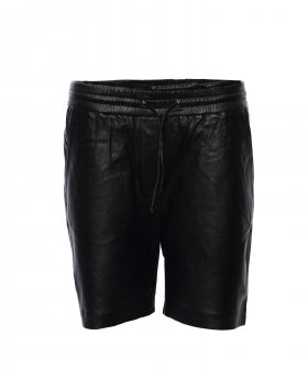 Sign - Sign leather shorts