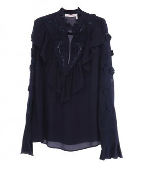 See By Chloé - See By Chloe Romantic Blouse