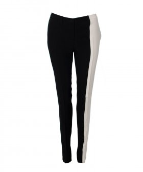 Nº21 - No.21 Black/White Pants