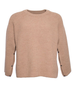 MKDT - MKDT Ribbed Sweater
